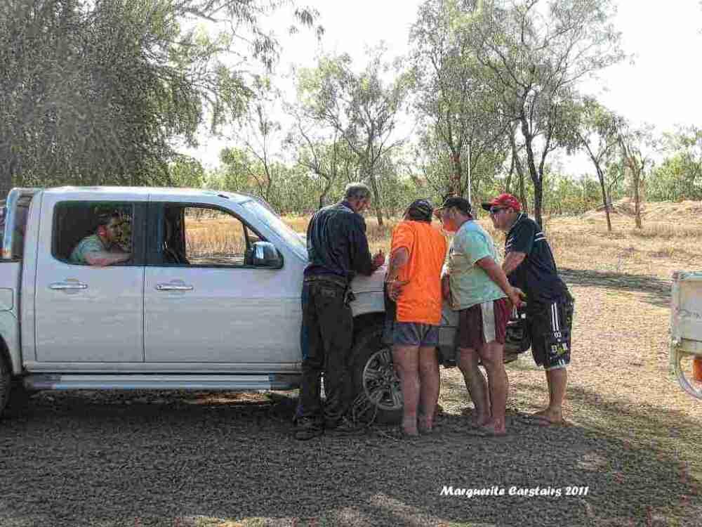 Ross Waterhole Normanton Queensland (3/6)