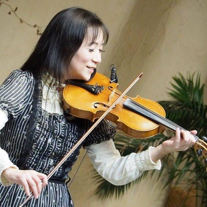 Gumi(ぐみ)/バイオリン弾き