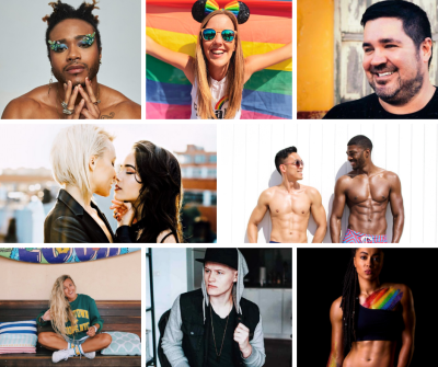 43 LGBTQ Influencers that are Changing the Internet