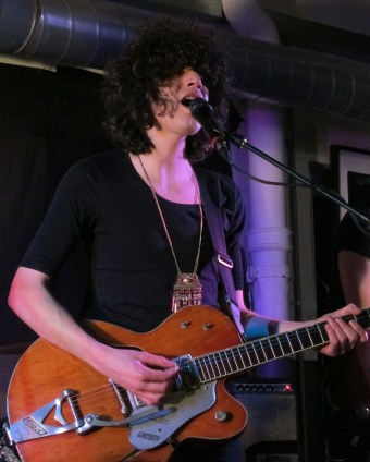 James Bagshaw of Temples: Here they played a show at Rough Trade East to launch their debut album Sun Structures