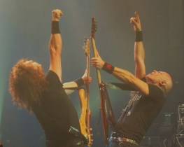 Accept showed German Heavy Metal at its best