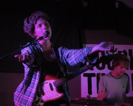 Nick Allbrook and Jay Watson of Pond at Rough Trade East IMG_3706