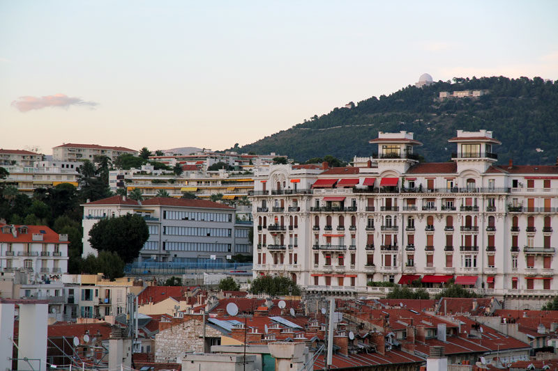 nice, france view