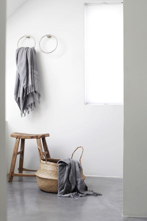 turkish towels // spa