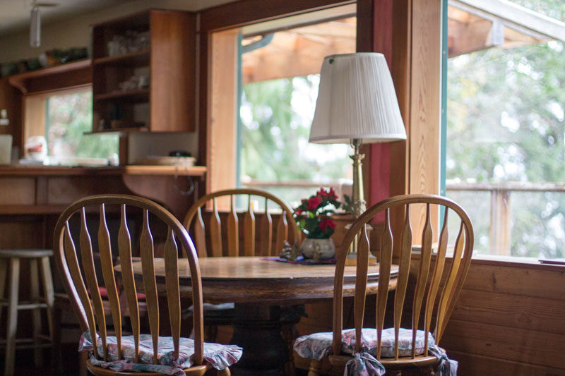 whidbey island airbnb // details