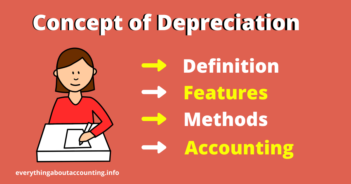What is the Concept of Depreciation in Accounting?