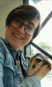 Vinny the Possum