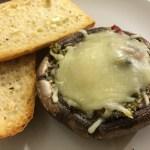 Recipe: Grilled Stuffed Portobello Mushrooms