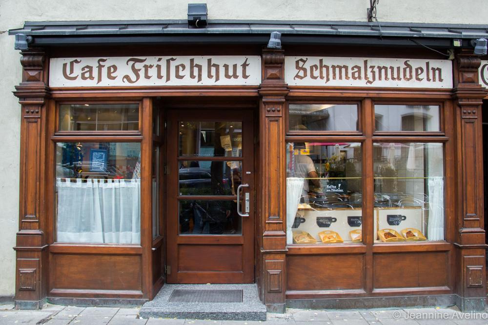 Cafe Frischhut - Viktualienmarkt