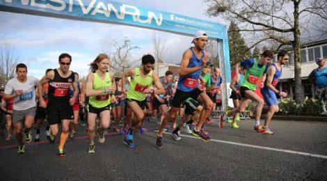 Course Preview: West Van Run 10k