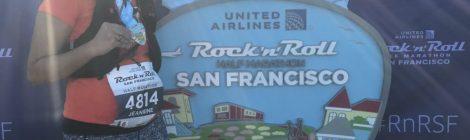 Race Recap: United Airlines Rock n Roll San Francisco Half Marathon