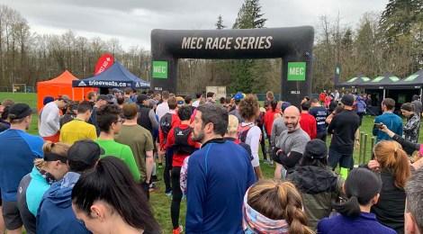 Race Recap: MEC Trail Race - Pacific Spirit Park 2019