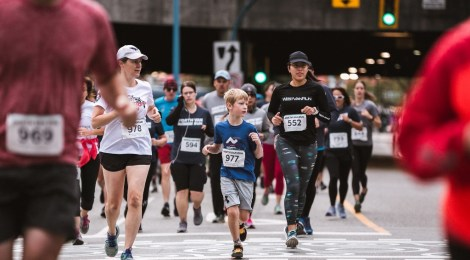 Race Recap: The month of personal bests
