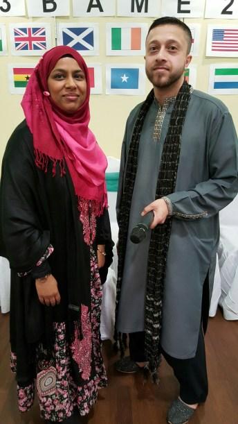 Me and Abul Shama (Sham), HR Generalist