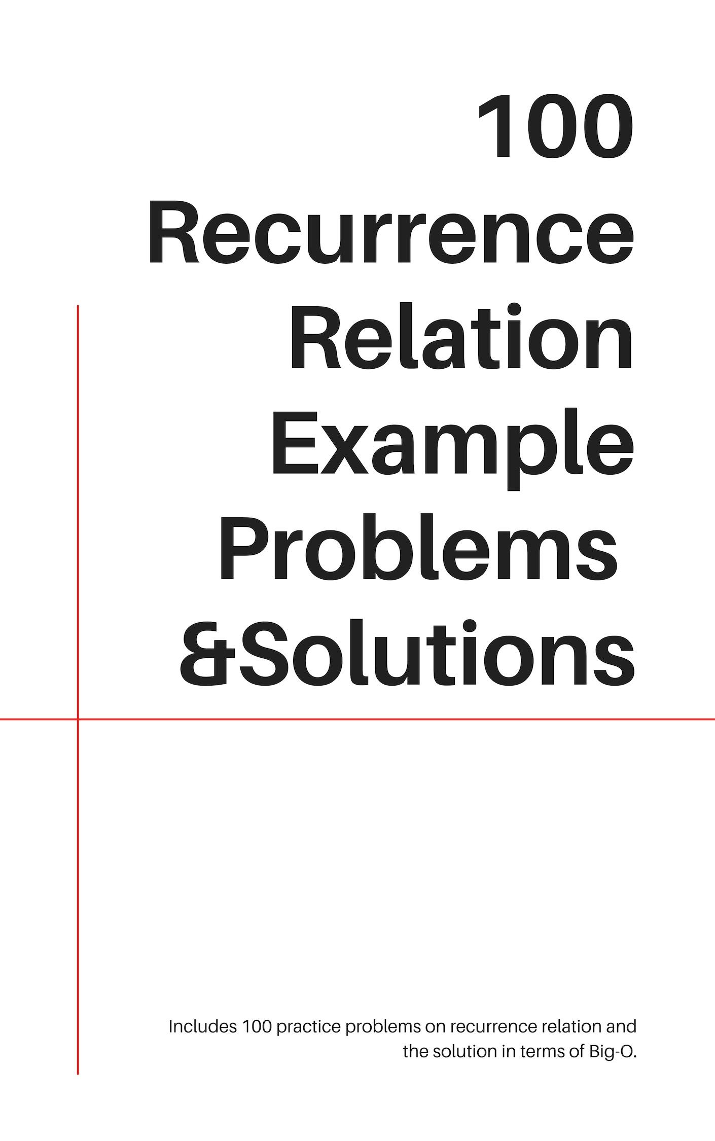 Recursion Theorem In Discrete Mathematics