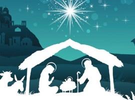 13th Annual Interfaith Crèche Exhibit featuring the Star of Bethlehem