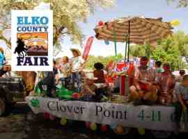Elko County Fair & Horse Races