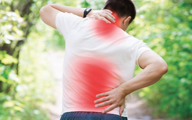 Why Spinal Problems Often Return