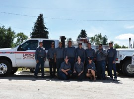 Lamoille Volunteer Fire Department