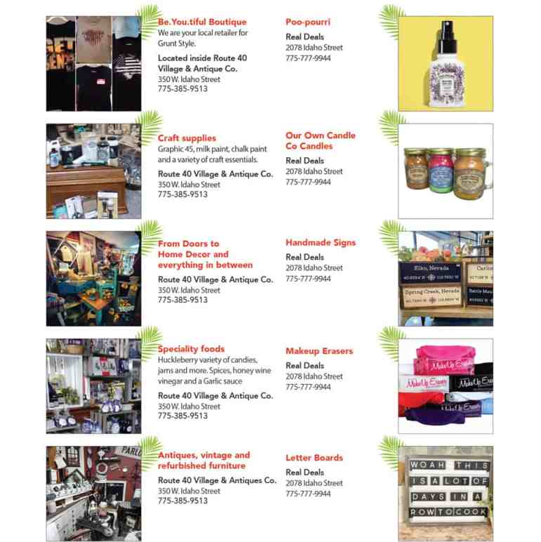 Christmas in July at Route 40 Village Antique and Real Deals