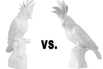 Design on a Budget: Action vs Pols Potten • everythingelze.com