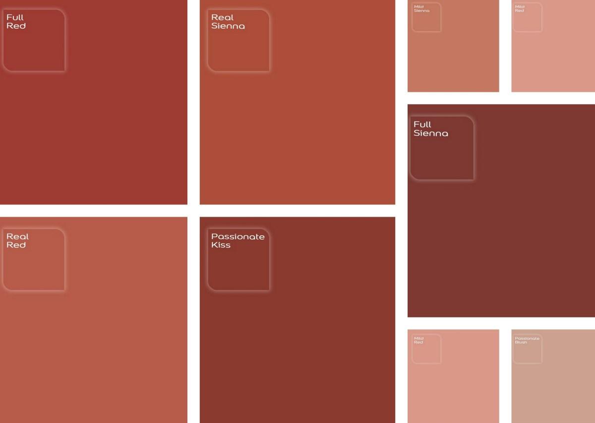 dusty red - flexa kleuren everythingelze.com