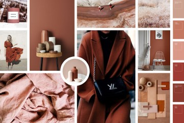 moodboard dusty red - everythingelze.com