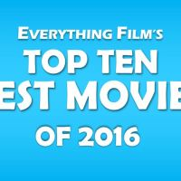 Top ten best movies of 2016