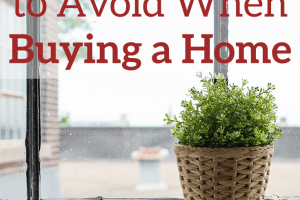 Don't make these 12 mistakes when buying a home. By following these tips, you can avoid some common pitfalls during the process and save yourself money.