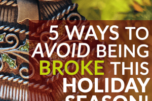 You want to buy everyone the presents they have on their list, but you want to avoid going broke this holiday season. Here's what you should do!