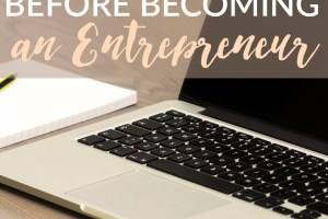 It might sound counter intuitive, but you should work a traditional job before becoming an entrepreneur for valuable workplace and business experience.