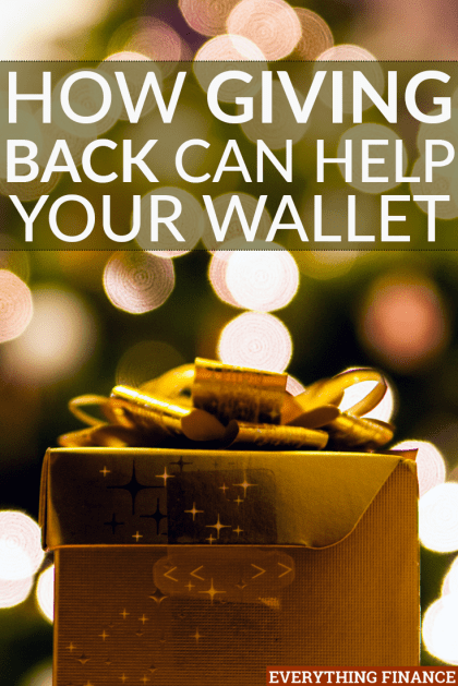 The holiday season isn't just about giving gifts. It's about giving back. You don't need a ton of money to get into the charitable spirit. Here's why.