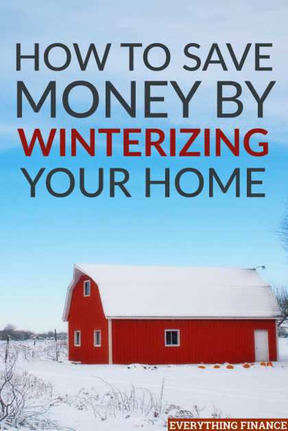 There are ways to winterize your home to save you money. Instead of paying lots to keep your home toasty, consider these tips to winterize your home.