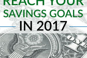 If you want to reach your savings goals this year, here are three things you must do to make saving money a priority. What are your savings goals this year?