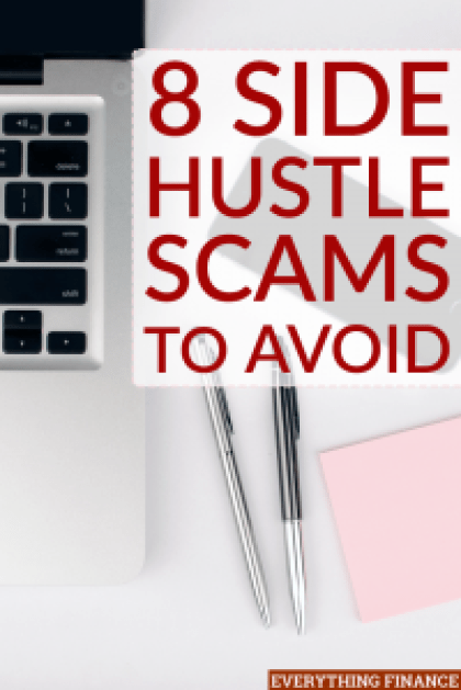 A side hustle can be a great way to earn extra money. But when searching for a side hustle, beware of these side hustle scams that are out for your money.