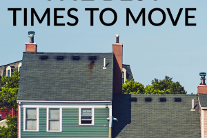 There are good times and bad times to relocate and move to a new home. Find out why spring and summer are the best times to move to a new home.