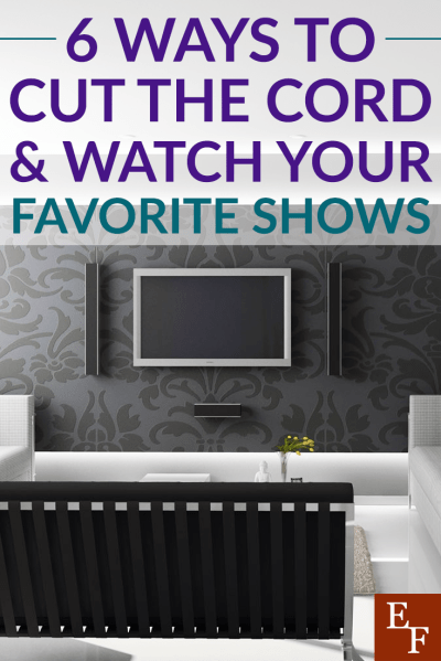 With the rising cost of cable, more people have been looking to cut the cord, save money, and still watch their favorite shows. Here are 6 ways to do that.