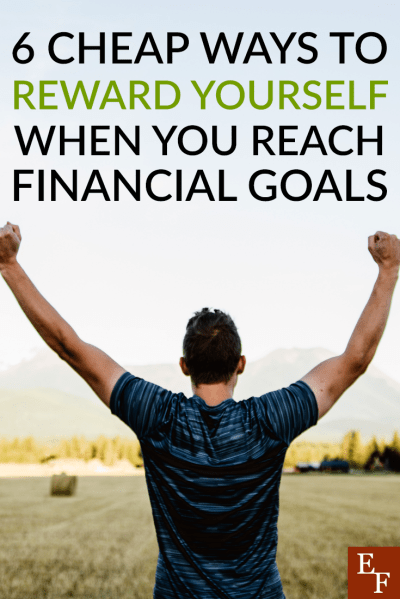Finding ways to reward yourself for financial progress can help you stay on track with your long-term goals. Here are a few ways to reward yourself without going overboard.