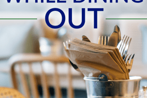 If you enjoy dining out, you don't have to cut it from your budget. Here are a few ways to enjoy dining out while still saving money.