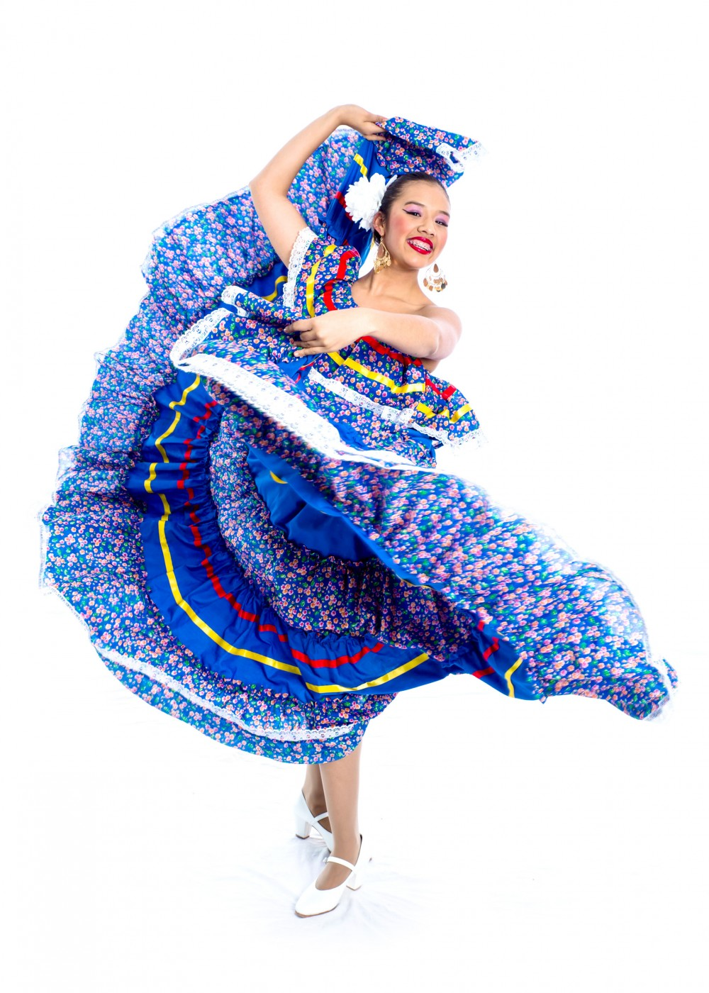 The Mexican Folk Dance Company Of Chicago Dances From Nayarit