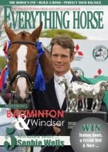 Everything Horse Magazine JUNe 2015 - front