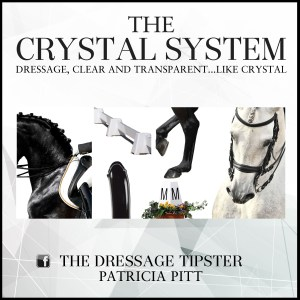 New Dressage book by Patricia Pitt - The Crystal System