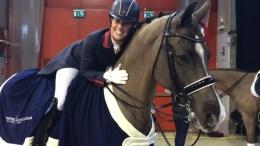Equisafety sponsor Charlotte Dujardin. Photo courtesy of www.piaffe.co.uk