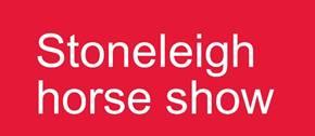Stoneleigh Horse Show 2016