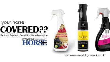 Fly spray feature - Everything Horse Magazine. sml