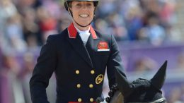 The multiple record-breaking Dressage partnership of Great Britain's Charlotte Dujardin and Valegro are in search of even more golden glory in Rio. (Kit Houghton/FEI)