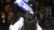 Germany's Isabell Werth and Weihegold Old are now top of the world Dressage rankings thanks to their stellar win at last week's FEI World Cup™ Dressage in Lyon (FRA), where Werth produced a personal-best Freestyle score of 90.09. (Richard Juilliart/FEI)