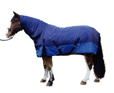 Fixed Neck Turnout - Aldi Equestrian Range