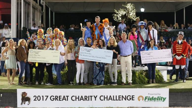 Palm Beach County Charities Put $1.5 Million to Work in the Community Following Great Charity Challenge, Presented by Fidelity Investments