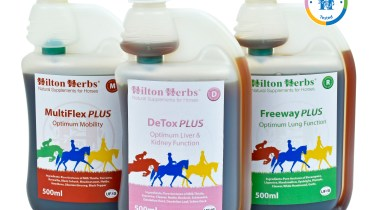 Hilton Herbs to launch new supplements
